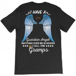 My Gramps Is My Guardian Angel T-Shirt | Artistshot
