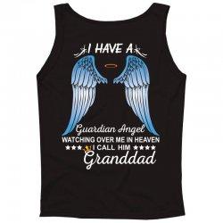 My Granddad Is My Guardian Angel Tank Top   Artistshot