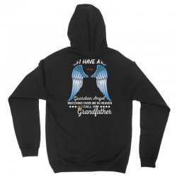 My Grandfather Is My Guardian Angel Unisex Hoodie | Artistshot