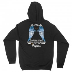 My Papaw Is My Guardian Angel Unisex Hoodie | Artistshot