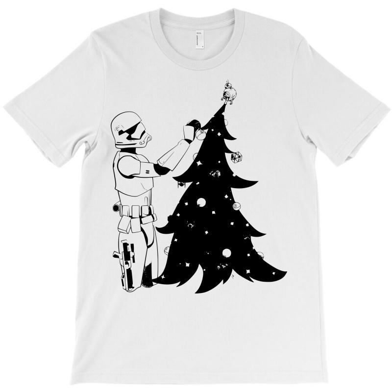 Star Wars Christmas T-shirt | Artistshot