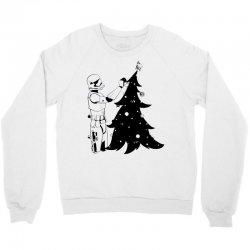 star wars christmas Crewneck Sweatshirt | Artistshot
