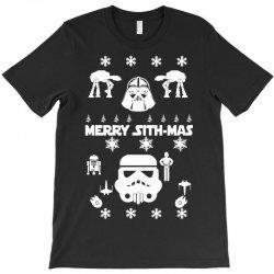 star wars christmas 4 T-Shirt   Artistshot