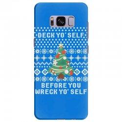 deck yo self before you wreck yo self Samsung Galaxy S8 Plus Case | Artistshot