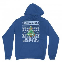 deck yo self before you wreck yo self Unisex Hoodie | Artistshot
