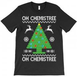 Chemist Element Oh Chemistree Christmas Sweater T-Shirt | Artistshot