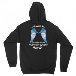 My Uncle Is My Guardian Angel Unisex Hoodie | Artistshot