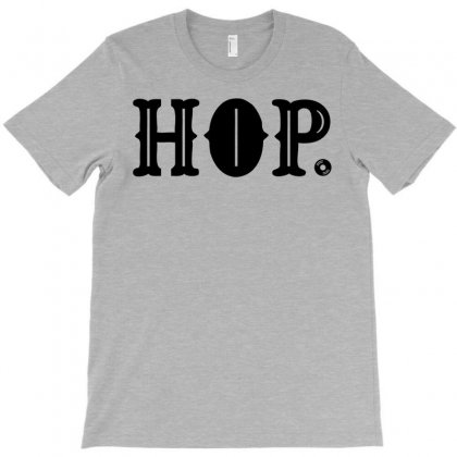 Typography Hip Hop T-shirt Designed By Tshiart