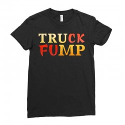 Truck Fump Ladies Fitted T-Shirt | Artistshot