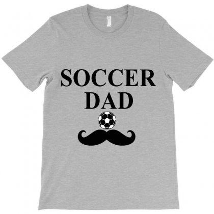 Soccer Dad T-shirt Designed By Hntllc