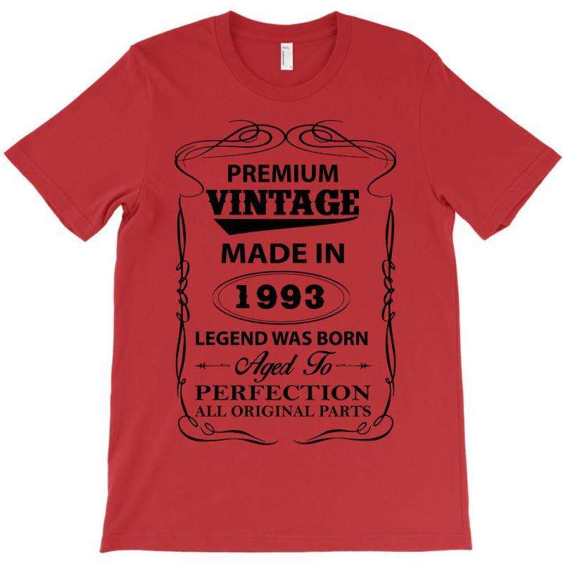 Legend Since 1993 T-Shirt Born 1993 Men/'s T-Shirt
