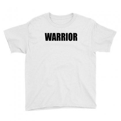Warrior Youth Tee Designed By Killakam
