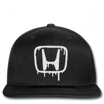 Honda Spiling Embroidered Hat Snapback Designed By Madhatter