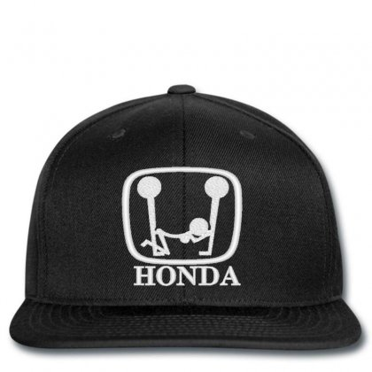 Honda Dope Embroidered Hat Snapback Designed By Madhatter