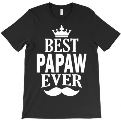 Best Papaw Ever T-shirt Designed By Eugene