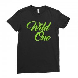 Wild One Ladies Fitted T-Shirt | Artistshot