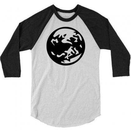 Super Smash Bros 3/4 Sleeve Shirt Designed By Hbk