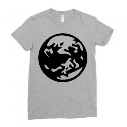 Super Smash Bros Ladies Fitted T-shirt Designed By Hbk