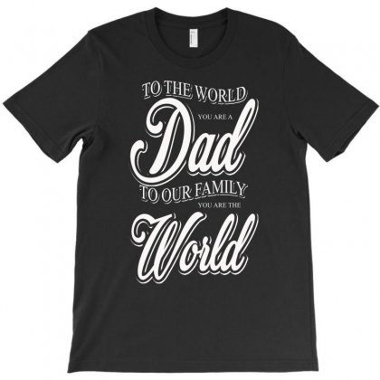Dad T-shirt Designed By Impossible Designs