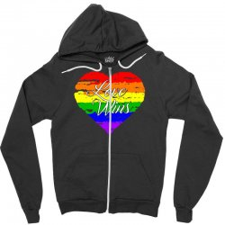 Love Wins One Pulse Orlando Strong Zipper Hoodie | Artistshot