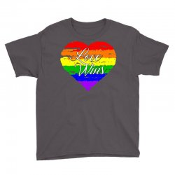 Love Wins One Pulse Orlando Strong Youth Tee | Artistshot