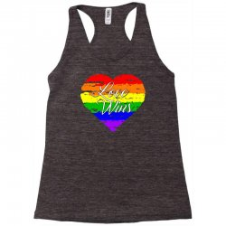 Love Wins One Pulse Orlando Strong Racerback Tank | Artistshot