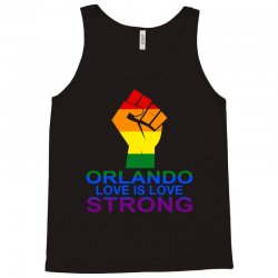 Love Is Love, Orlando Strong Tank Top | Artistshot
