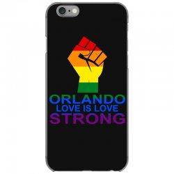 Love Is Love, Orlando Strong iPhone 6/6s Case | Artistshot