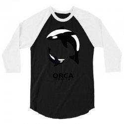 ORCA FAMILY 3/4 Sleeve Shirt | Artistshot