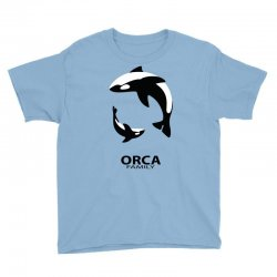 ORCA FAMILY Youth Tee | Artistshot