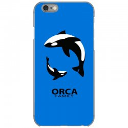 ORCA FAMILY iPhone 6/6s Case | Artistshot