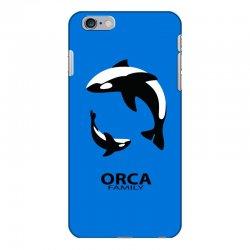 ORCA FAMILY iPhone 6 Plus/6s Plus Case | Artistshot