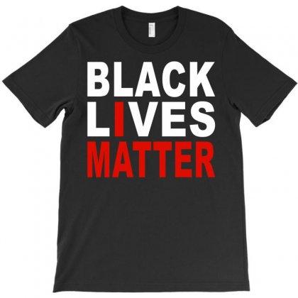 Black Lives Matter T-shirt Designed By Eugene