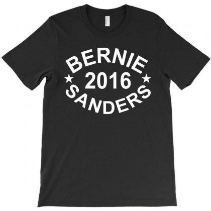 Bernie Sanders 2016 T-shirt Designed By Designbysebastian