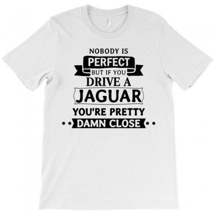 Jaguar T-shirt Designed By Designbysebastian