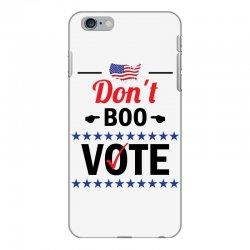 Dont Boo. Vote. iPhone 6 Plus/6s Plus Case   Artistshot