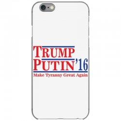 trump putin 2016 iPhone 6/6s Case   Artistshot