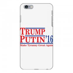 trump putin 2016 iPhone 6 Plus/6s Plus Case   Artistshot