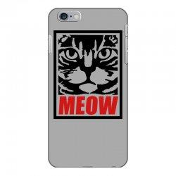 funny cat meow iPhone 6 Plus/6s Plus Case   Artistshot