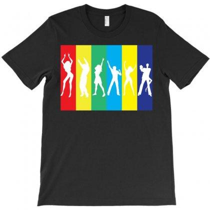 Rainbow Club T-shirt Designed By Designbysebastian
