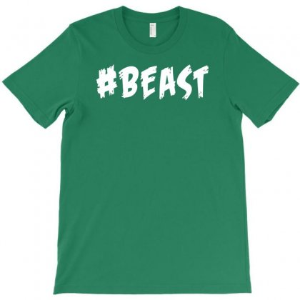 Beast T-shirt Designed By Gematees