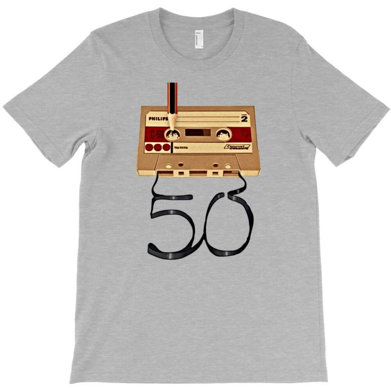 Music Tape Retro T-shirt | Artistshot
