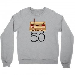 music tape retro Crewneck Sweatshirt | Artistshot