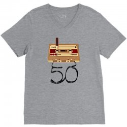 music tape retro V-Neck Tee | Artistshot