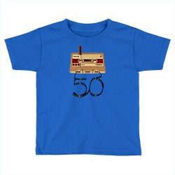 music tape retro Toddler T-shirt | Artistshot