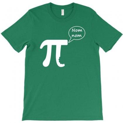 Pi Nomnom T-shirt Designed By Gematees