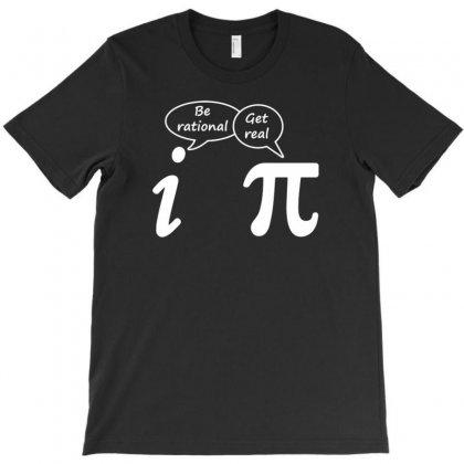 Pi Rasional T-shirt Designed By Gematees