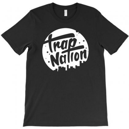 Trap Nation T-shirt Designed By Gematees