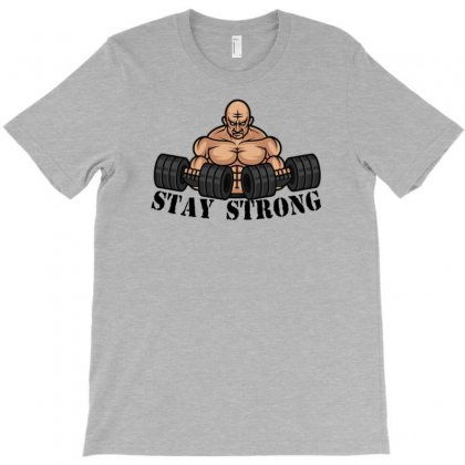 Strong By Lift T-shirt Designed By Gematees