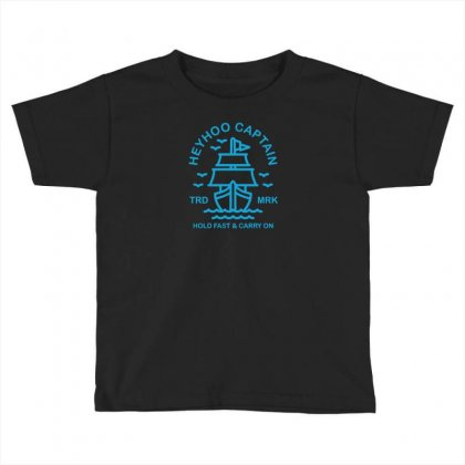 Brave Ship Toddler T-shirt Designed By Tonyhaddearts